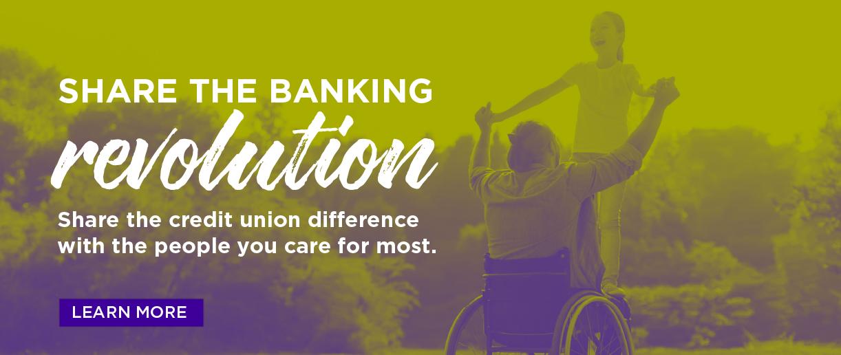 Share the Banking Revolution